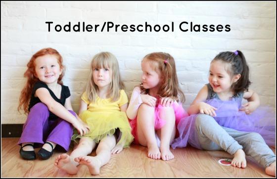 ToddlerPreschoolClasses