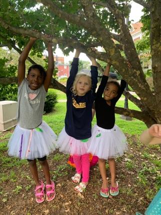Cute Ballerinas